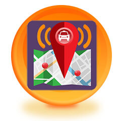 Overt Vehicle Tracking For Theft Monitoring in Brighton